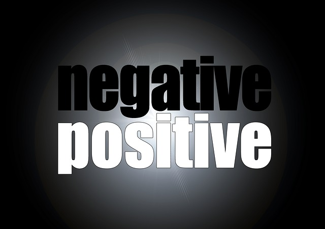 Negative - Positive labels. Get past the negative and find your voice as a teacher.