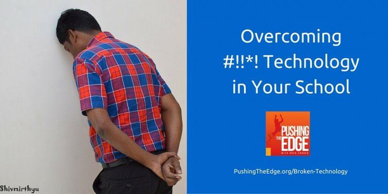 Overcoming Stuffed Technology in Schools