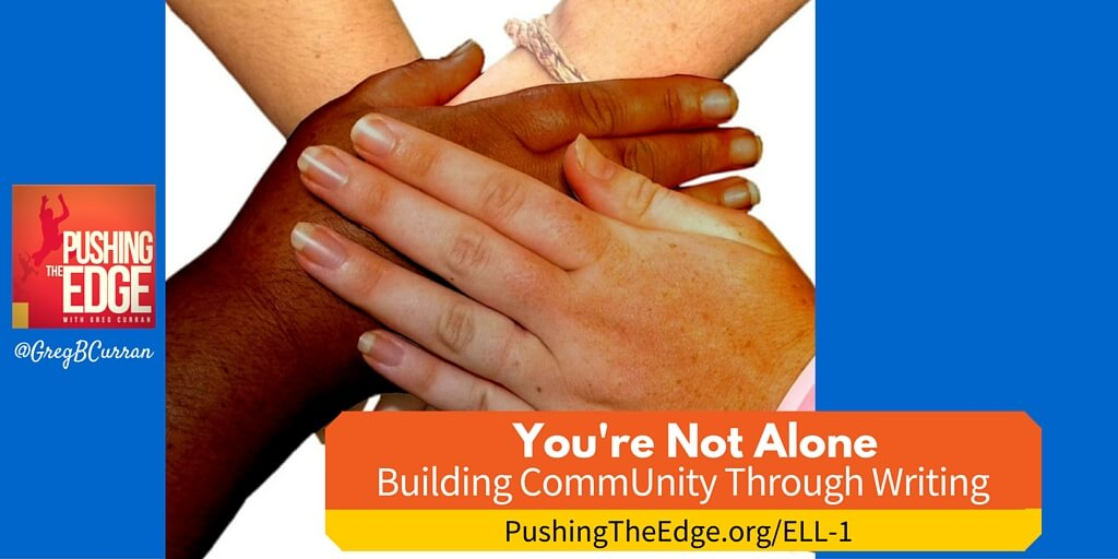 You're not alone. Creating Safe and Supportive Classrooms