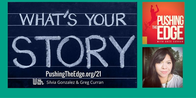 Promo for Activating student stories with Silvia Gonzalez