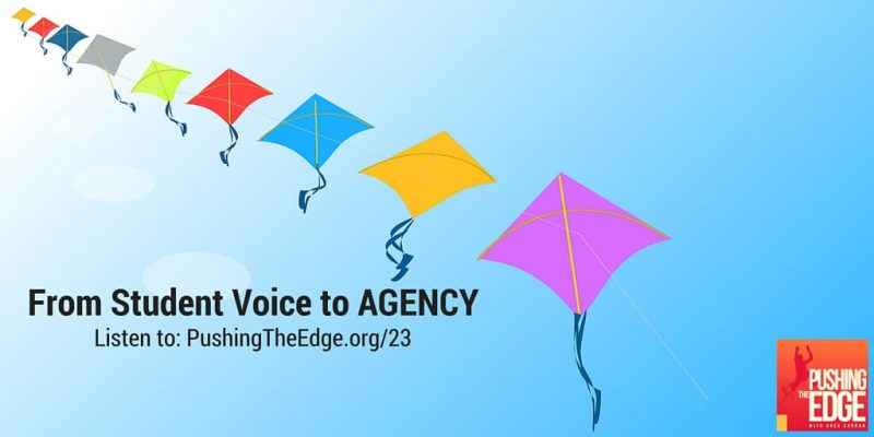 Student Voice to Student Agency with Stephanie Thompson