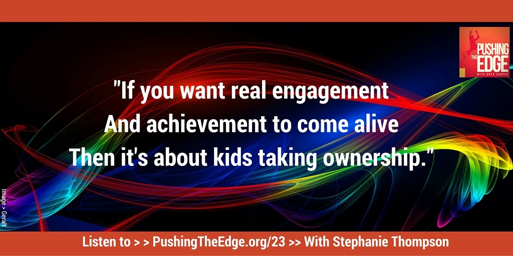 Making Learning come alive - Engagement and Student Agency