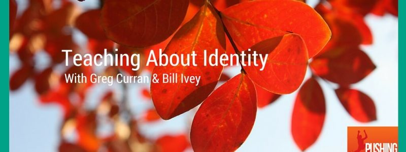 Promo for Teaching About Identity with Bill Ivey