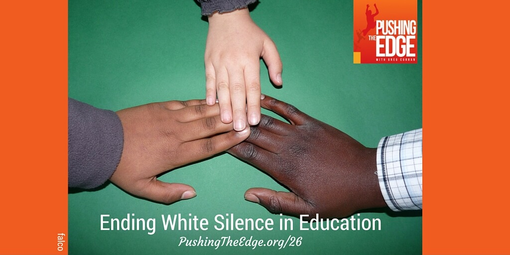 Ending White Silence in Education Promo