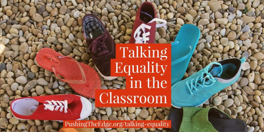 Talking equality in the classroom