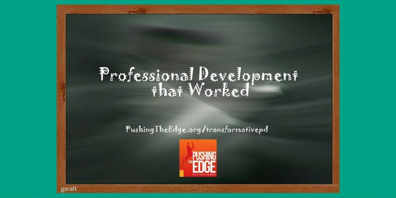 Professional Development That Worked - PD
