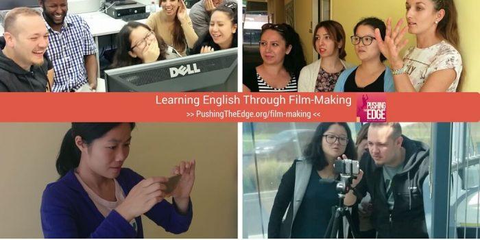 Learning English Through Film-Making