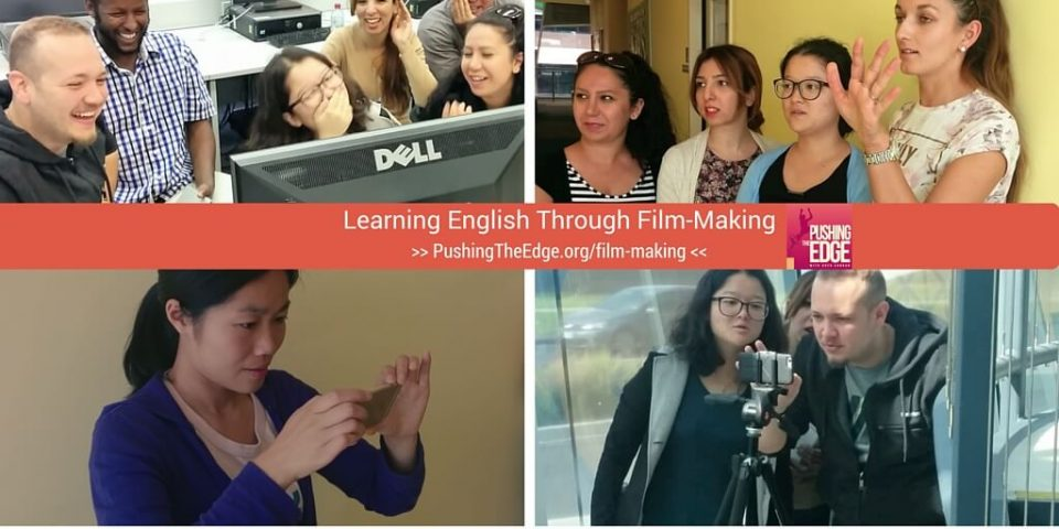 Learning English Through Film-Making