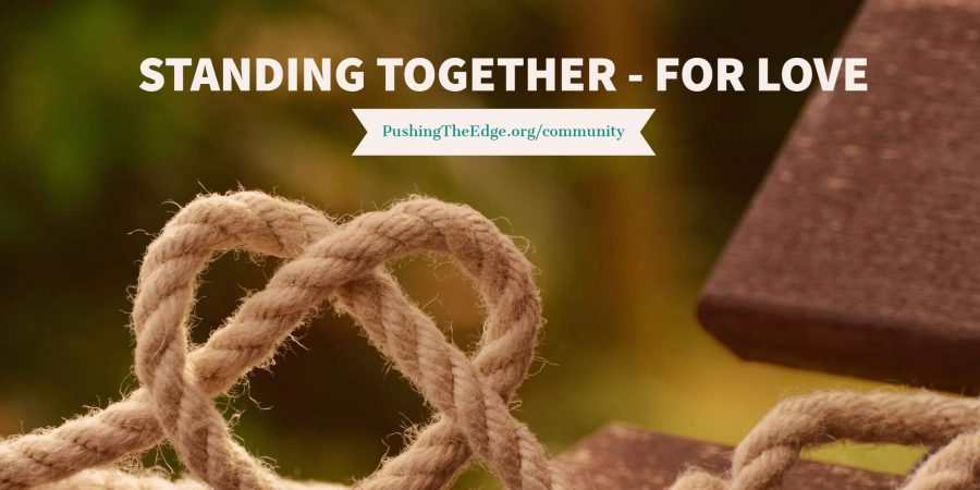 Standing Together - for Love