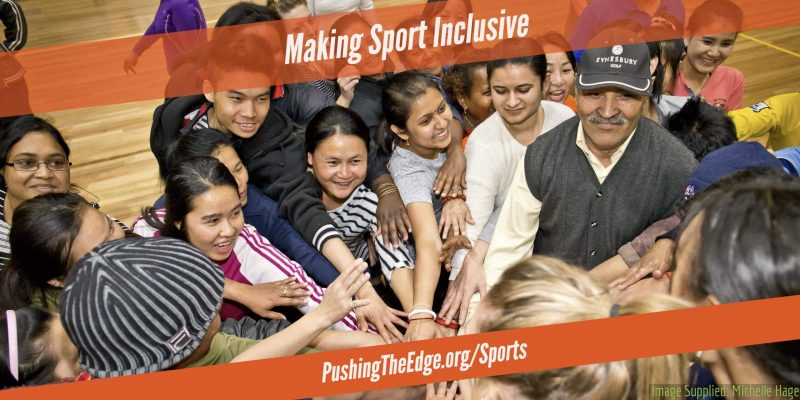Making Sport Inclusive 2017